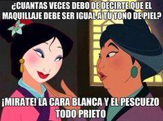 Frases De Princesas Disney Facebook Buscar Con Google Memes Divertidos Memes De Maquillaje Memes Graciosos
