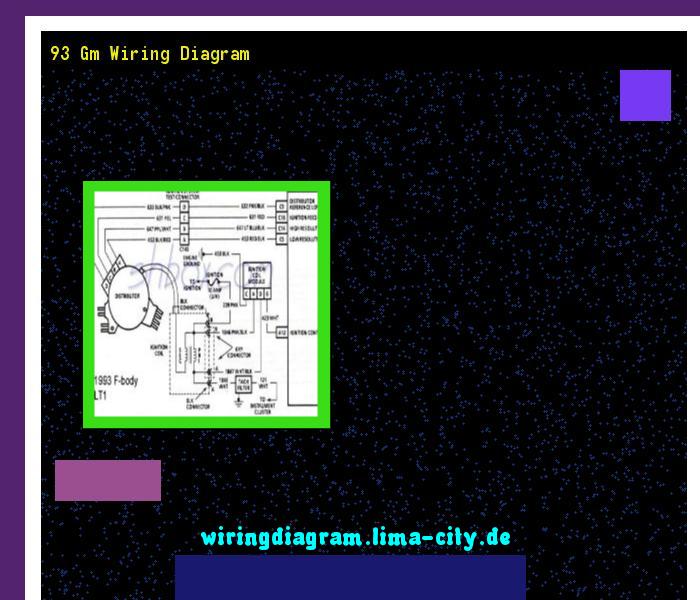 93 gm wiring diagram wiring diagram 18435 amazing wiring diagram rh pinterest com GM Wiring Diagrams For Dummies GM Wiring Diagrams For Dummies