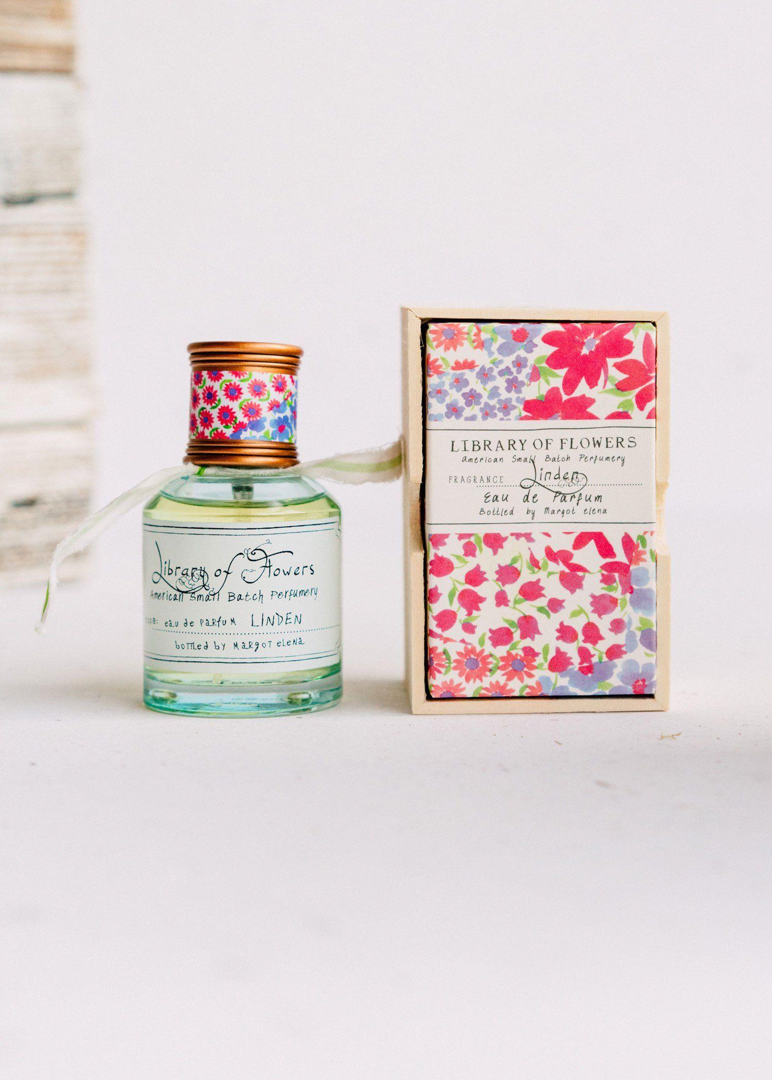 Linden Eau De Parfum Perfume Blossom Perfume Perfumery