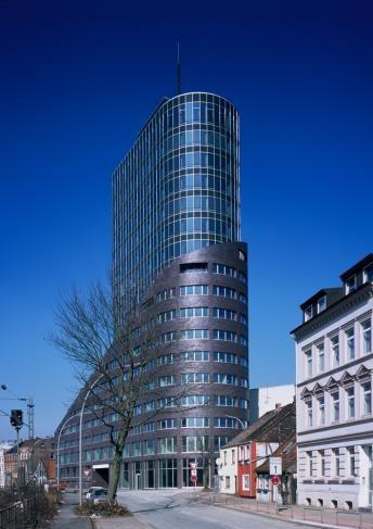 Hamburg/ Harburg Channel Tower 7womdersofthemanmadeworld
