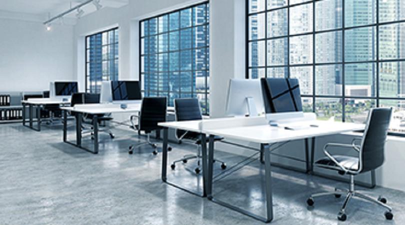 Advantages Of A Clean Office Modern Office Design Modern Loft Open Space Office