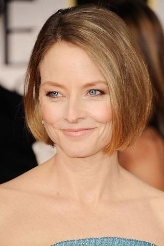 Celebrity Beauty 3 24 Fab Over 40 Hairstyle Jodie Foster Short Hairstyles For Women