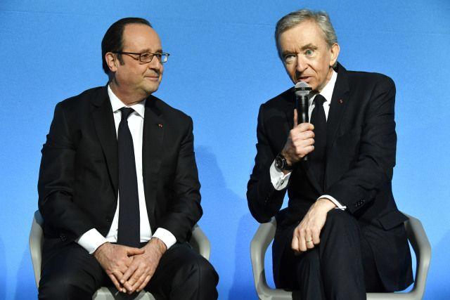 Bernard Arnault Unveils Plans for Second Paris Cultural Venue