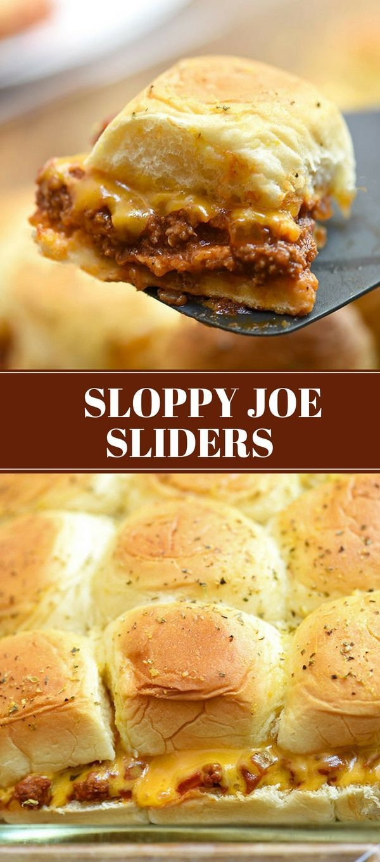 Sloppy Joe Sliders images