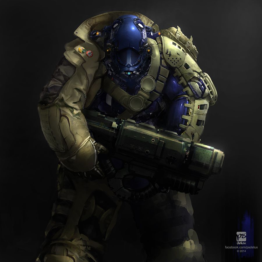 20140919 Heavy Unit by psdeluxe.deviantart.com on @deviantART