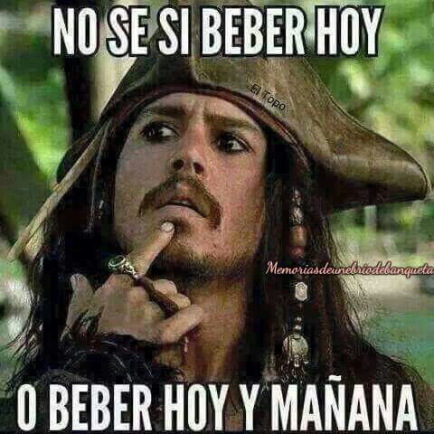 Pin By Jose Zarate On Borrachos Pirates Of The Caribbean Memes Humor