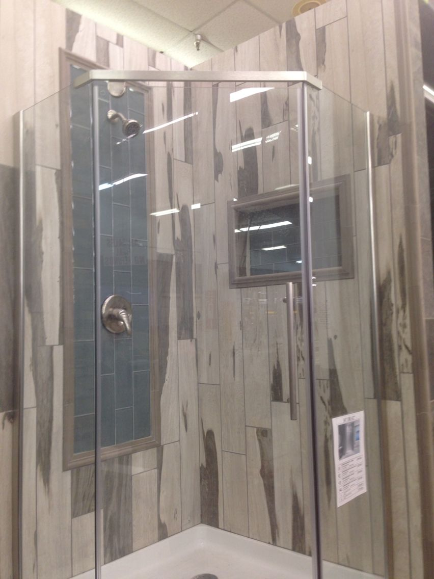 Bathroom Doors At Builders Warehouse wood tile-builders warehouse | bathrooms | pinterest | warehouse
