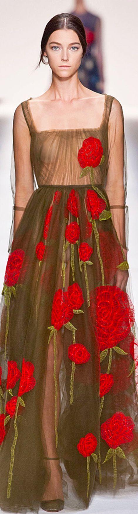 Valentino fall pfw valentino pinterest beautiful