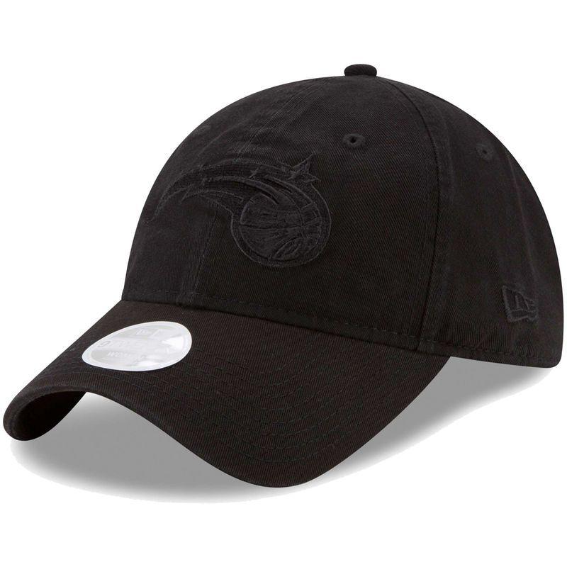 meet e36e9 993fd Orlando Magic New Era Women s Preferred Pick Tonal 9TWENTY Adjustable Hat -  Black