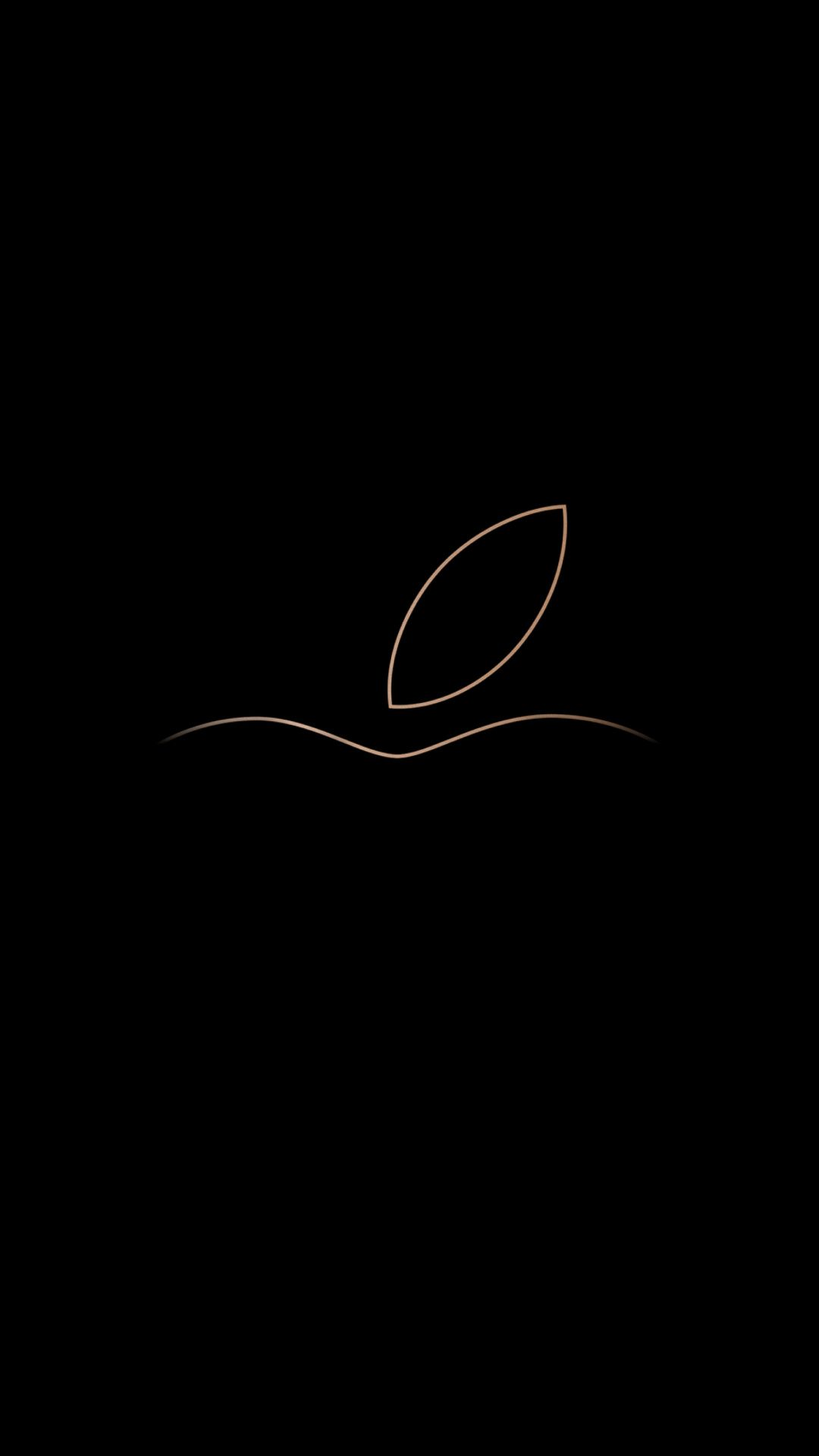 Apple Logo Minimal Dark Wallpaper Apple Wallpaper Iphone Iphone Wallpaper Video Dark Wallpaper Iphone