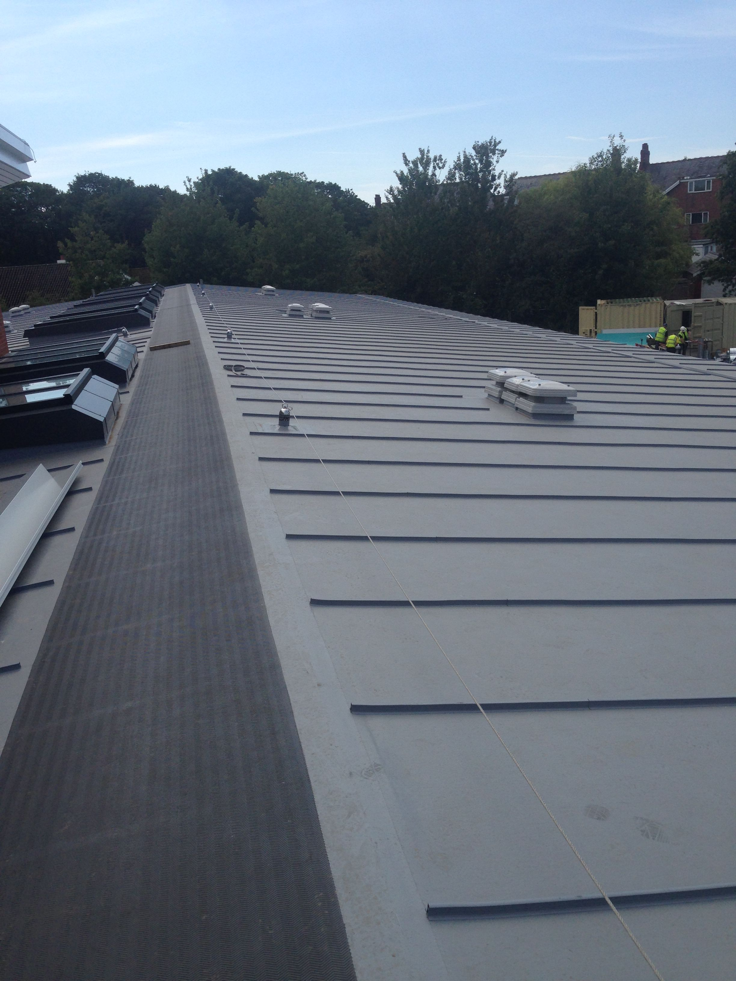 Flat Roof Design Guide For Specifiers Flat Roof Design Flat Roof Roof Design