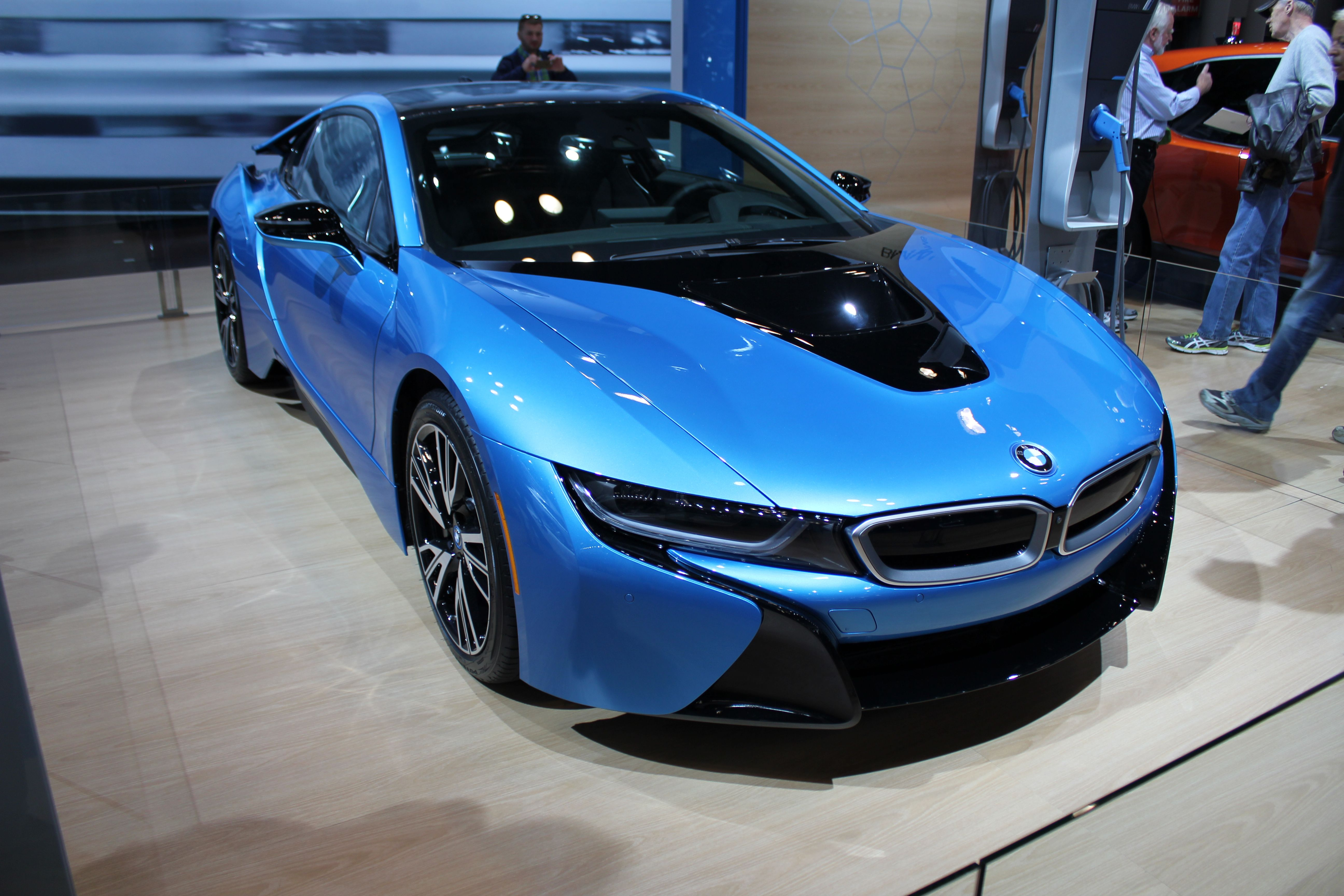 Bmw I 8 Ny Car Show Exotic Cars Pinterest Cars Bmw And Bmw I8
