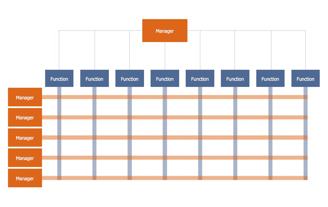Matrix Org Chart Template 1 Organizational Chart Doctors Note Template Organization Chart