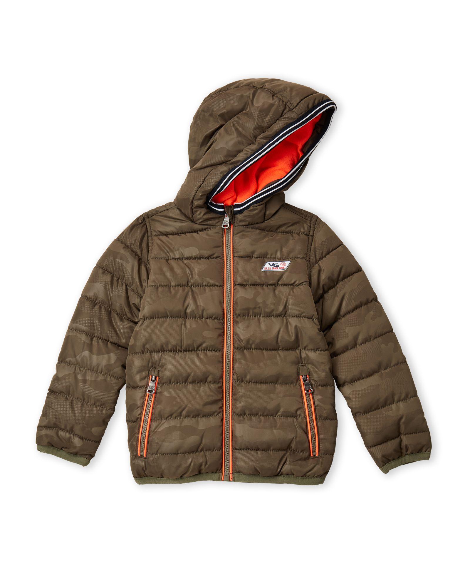Vingino Boys 4 7 Turano Hooded Puffer Jacket Kids Outfits Vingino Winter Jackets [ 2000 x 1600 Pixel ]