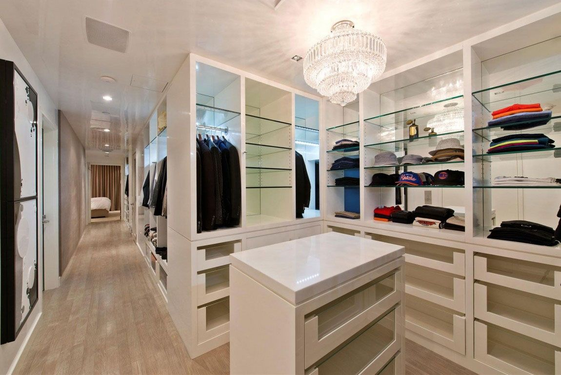 High End Closet Organizers High End Closet Organizers Home Design, Walk In  Closet Wardrobe Systems Guide Gentlemans Gazette, Amazing Closet That Feels  Like ...