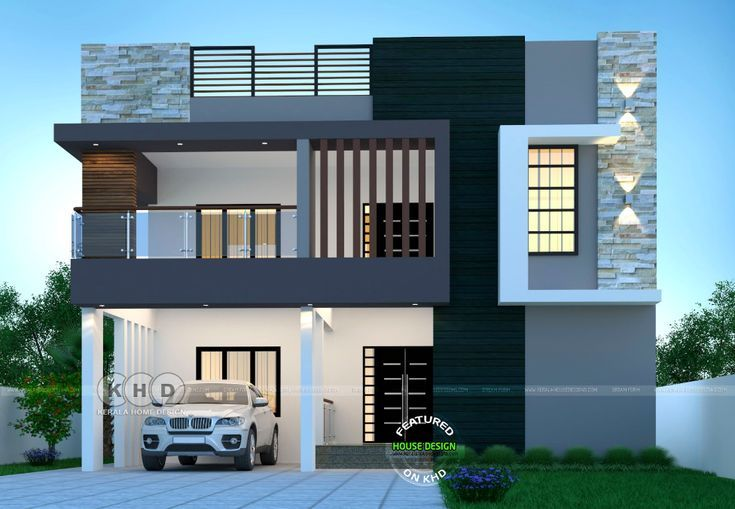 House Designs Exterior Indian