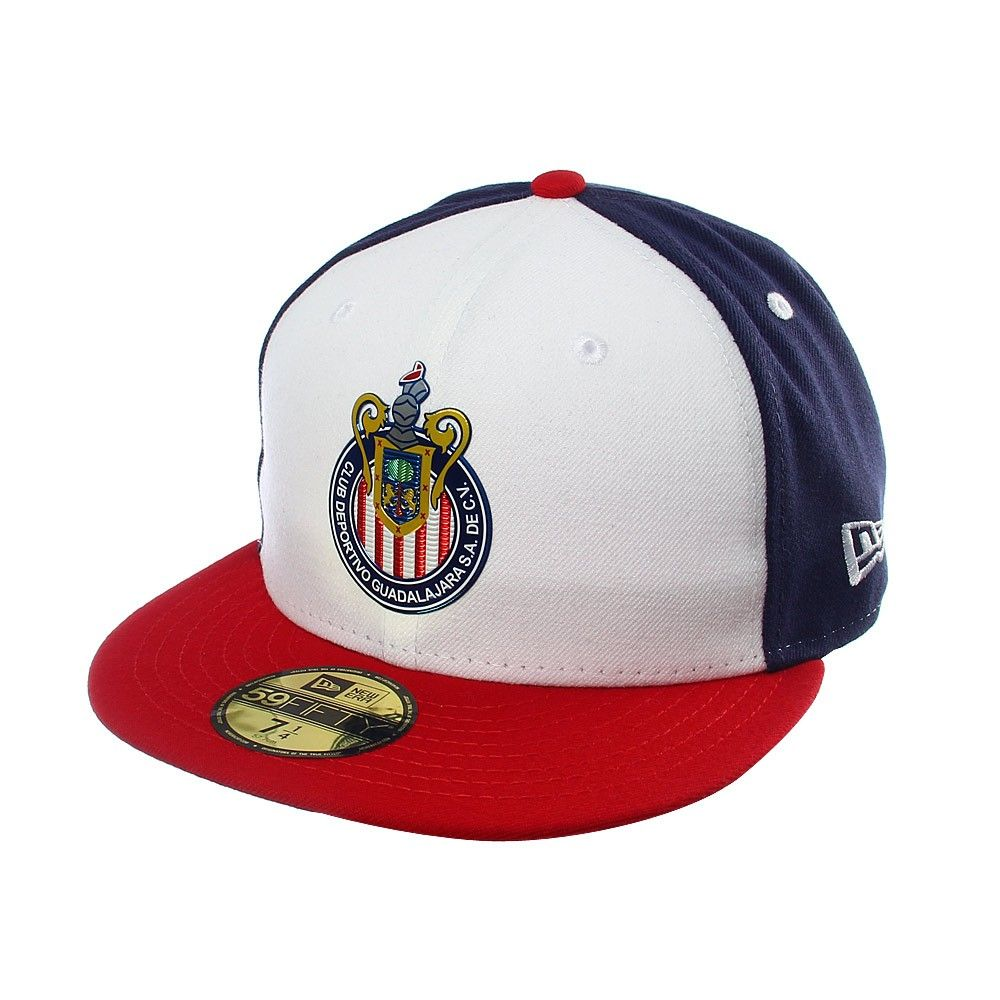 Innovasport - New Era - 59FIFTY Chivas Liquid Chrome - Hombres ... 9ceaa15552b8