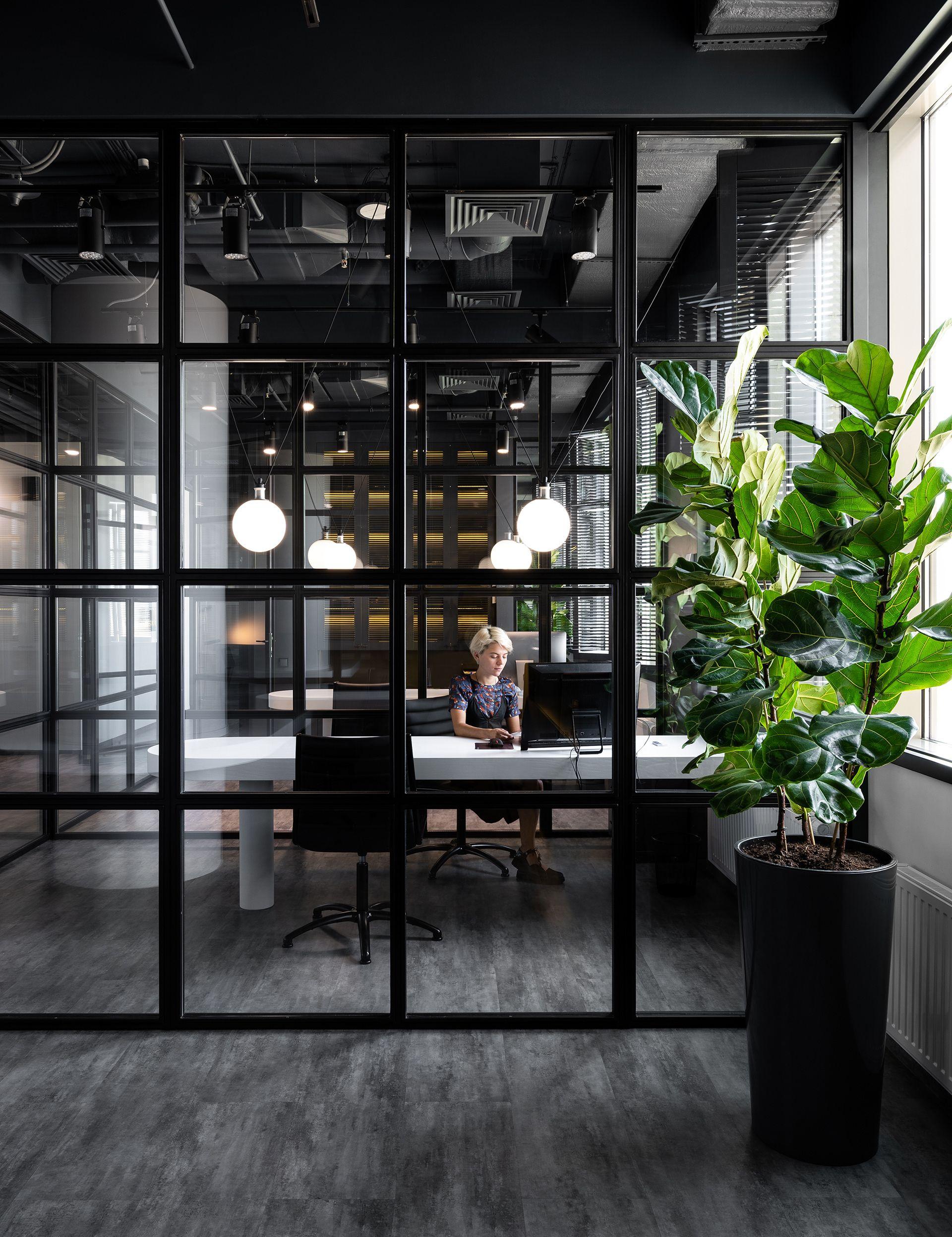 Law Office 150m2 On Behance Industrial Office Design Law Office