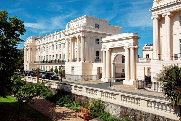 Strutt Parker Regents Park London 10 25m Designed By Famous Royal Architect John N Famous Architects Neoclassical Architecture London Architecture