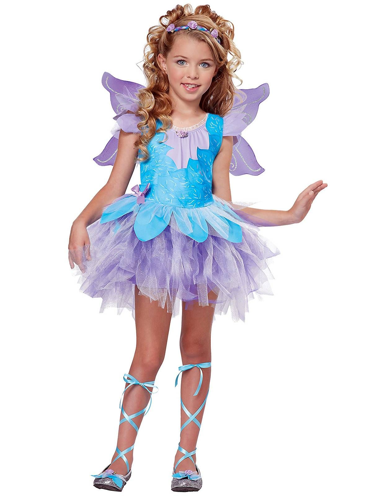 Girlu0027s Lilac Fairy Costume | Wholesale Fairy Costumes for Girls  sc 1 st  Pinterest & Girlu0027s Lilac Fairy Costume | Wholesale Fairy Costumes for Girls ...