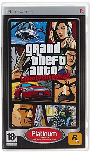 Grand Theft Auto Liberty City Stories *** See this great product.