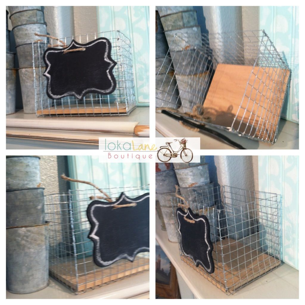 Do It Yourself Home Wiring: Diy Furniture, Wire Baskets, Diy