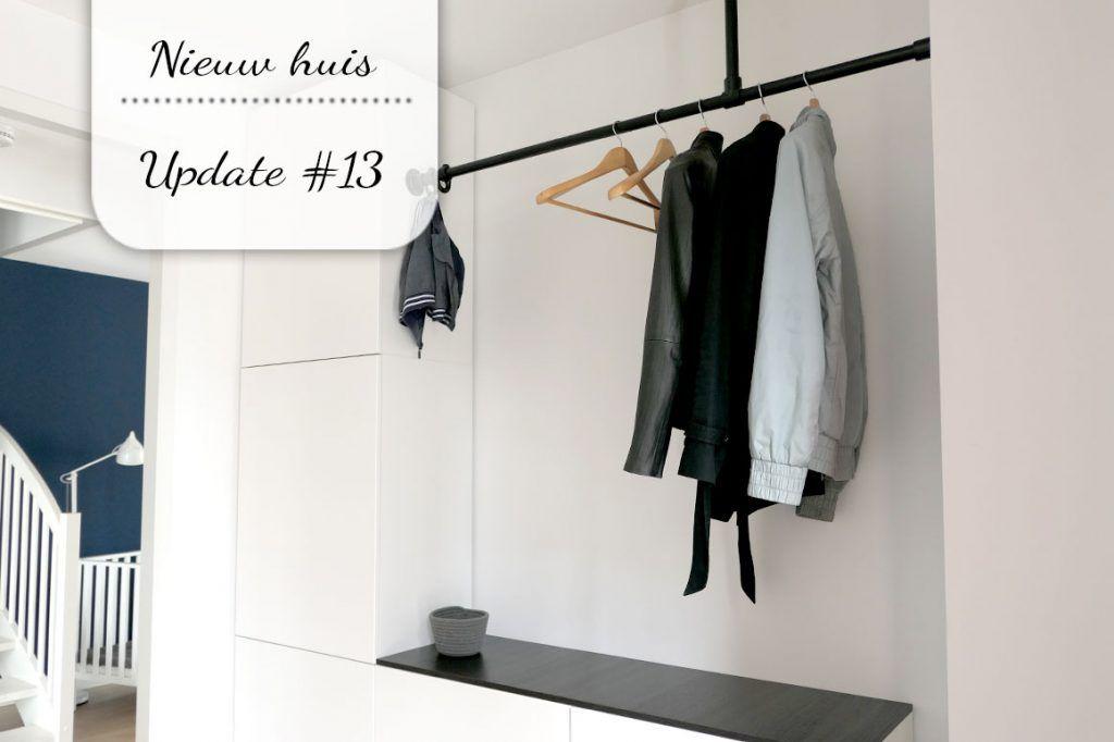 Garderobe En Schoenenkast.Ons Nieuwe Huis 13 Garderobe Schoenenkast Schoenenkast