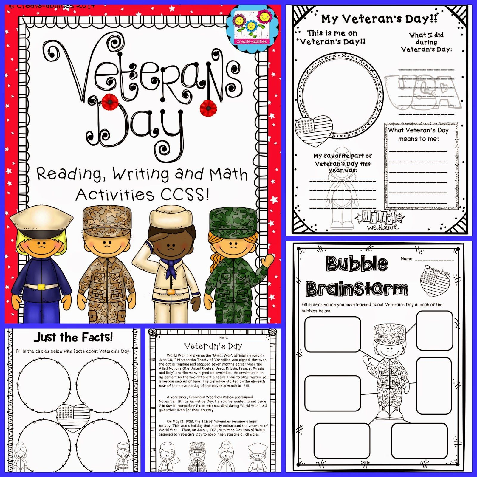 6 Awesome Veterans Day Activities