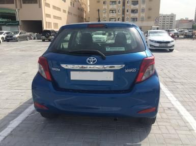 Toyota Yaris For Urgent Sale - AED 24000 | Car Ads