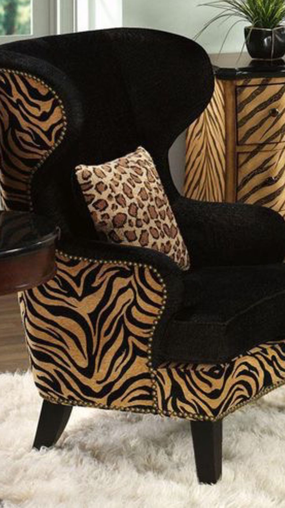 Different animal print choices together - Luxurydotcom | Fauteuils ...