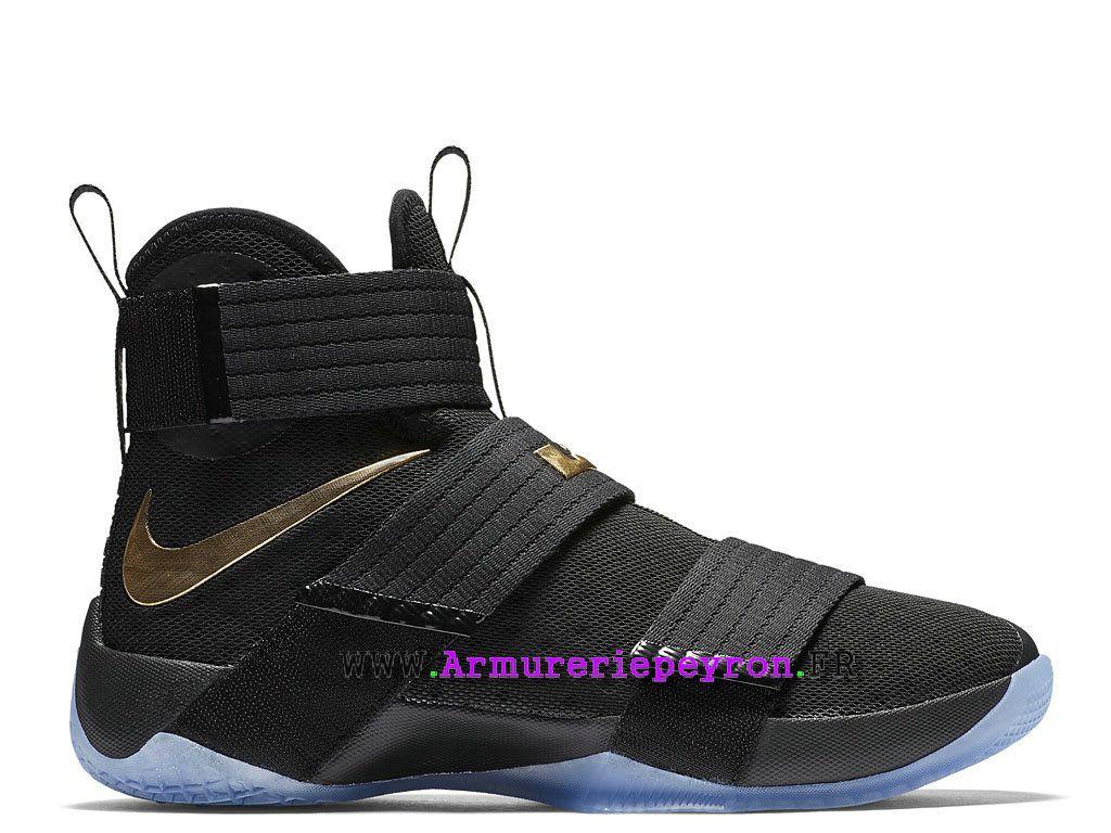 89fb6d17414 ... reduced nike zoom lebron soldier 10 prix chaussures de basketball pas  cher pour homme gris 844374002