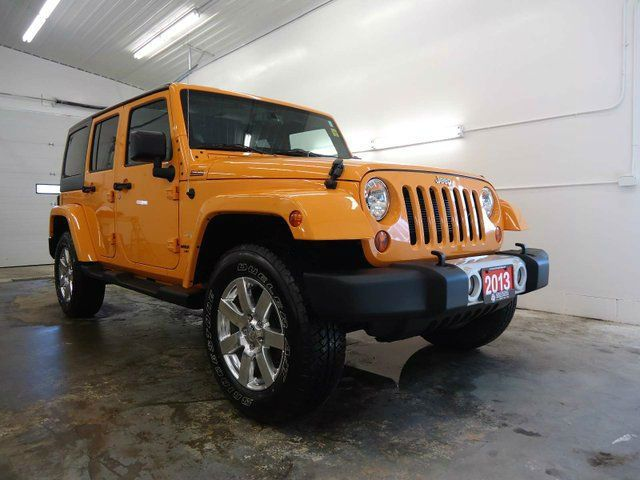 2013 Jeep Wrangler Unlimited Sahara Towing Capacity Jeep