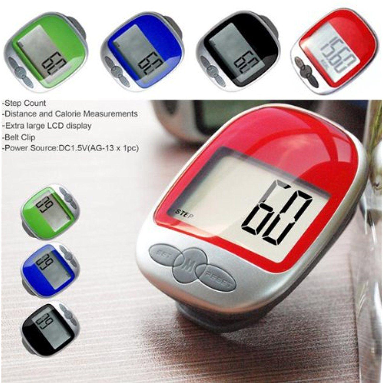 Kaito CR-503 Pocket-Size Digital Pedometer with FM Radio Tuner