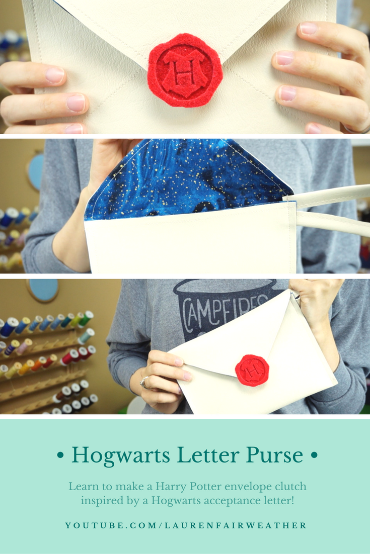Never got your Hogwarts letter? Learn to sew this Harry
