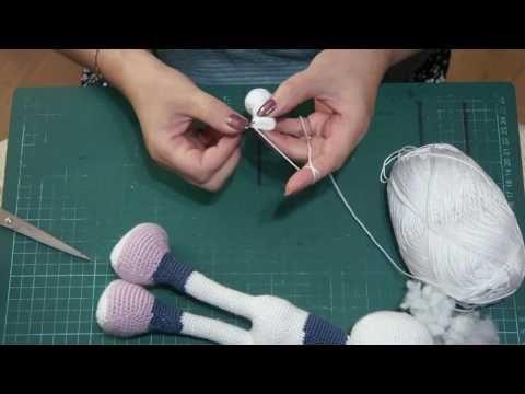 Amigurumi Bebek Gövdesi : Amigurumi kız bebek bölüm gövde yapımı youtube crochet