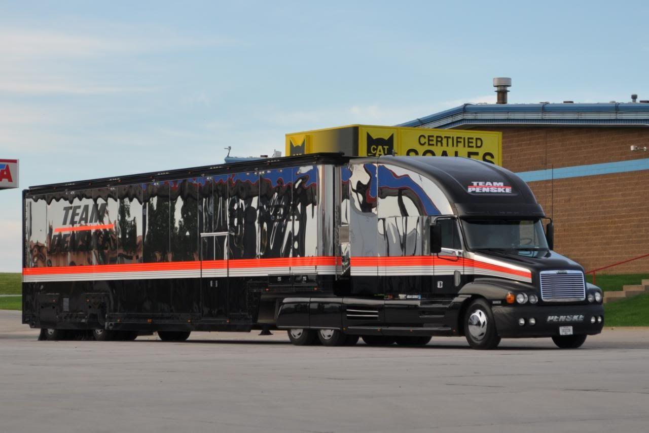 Team Penske Century Camioes De Transporte Desportos Motorizados