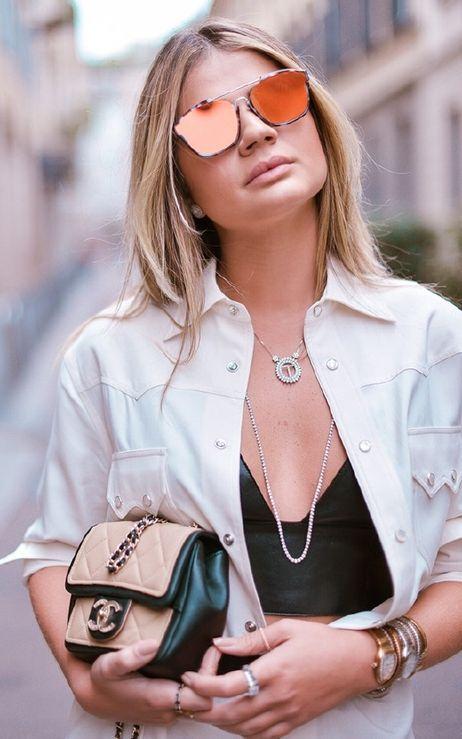 c001052ee Os óculos mais desejados em 2017 e 2018 | Moda, estilo e looks ...
