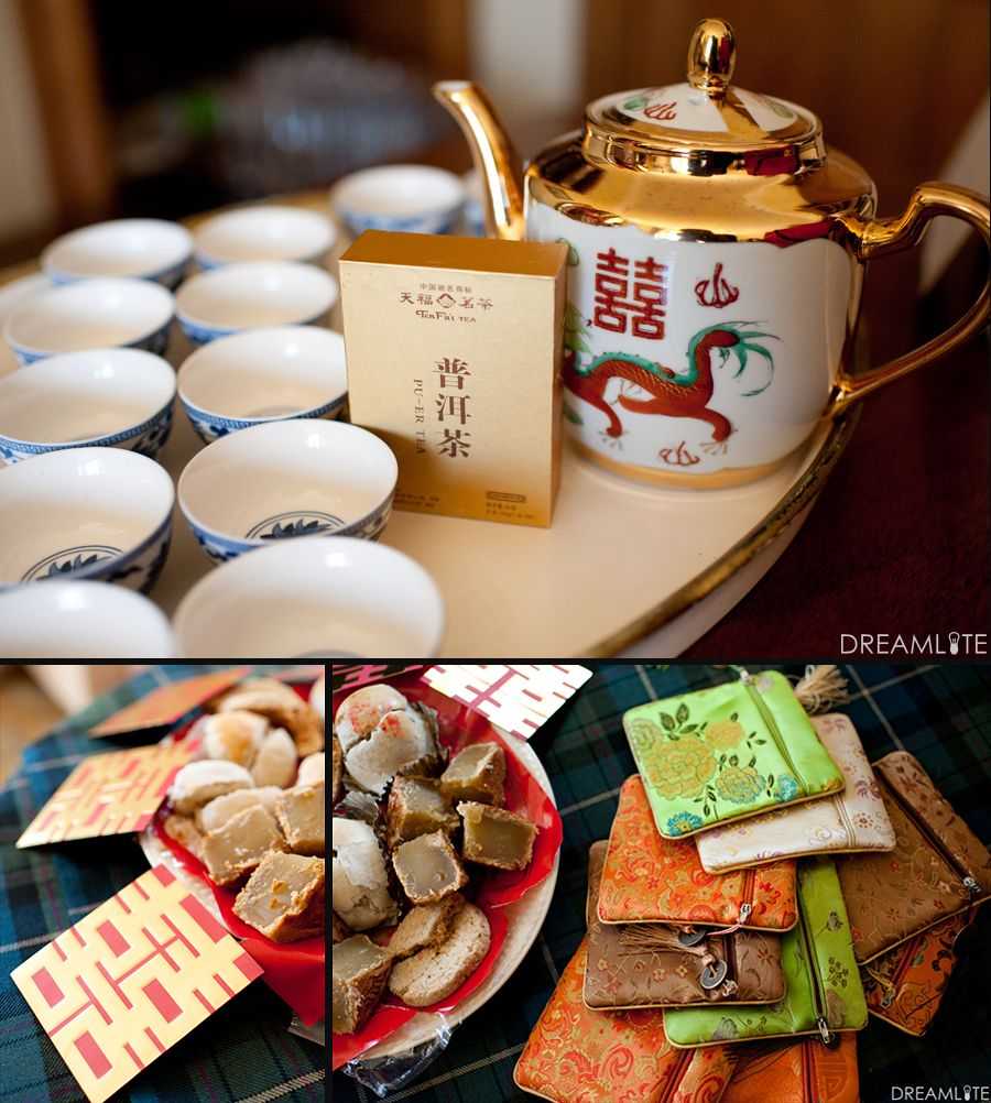 Traditional Chinese Tea Ceremony... In Scotland! Www