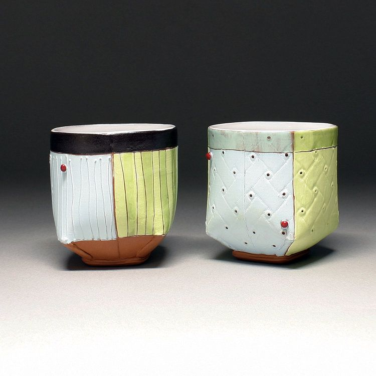 Darted Cups