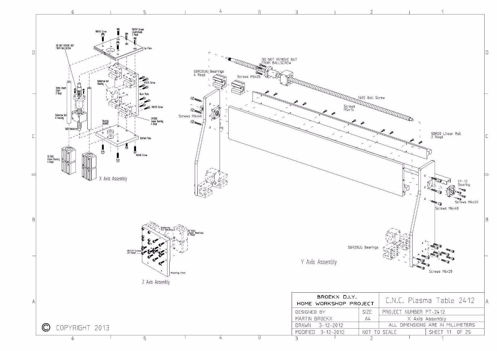 Pin Plans For Broekx 3 Axis Cnc Plasma Table 2412 On Pinterest Cnc Plasma Table Cnc Plasma Cnc