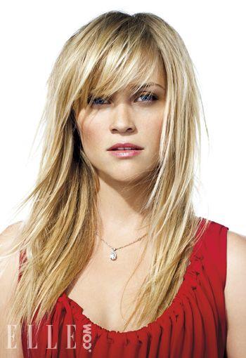 Bangs Layers Windswept Locks Pinterest Hair Hair Styles