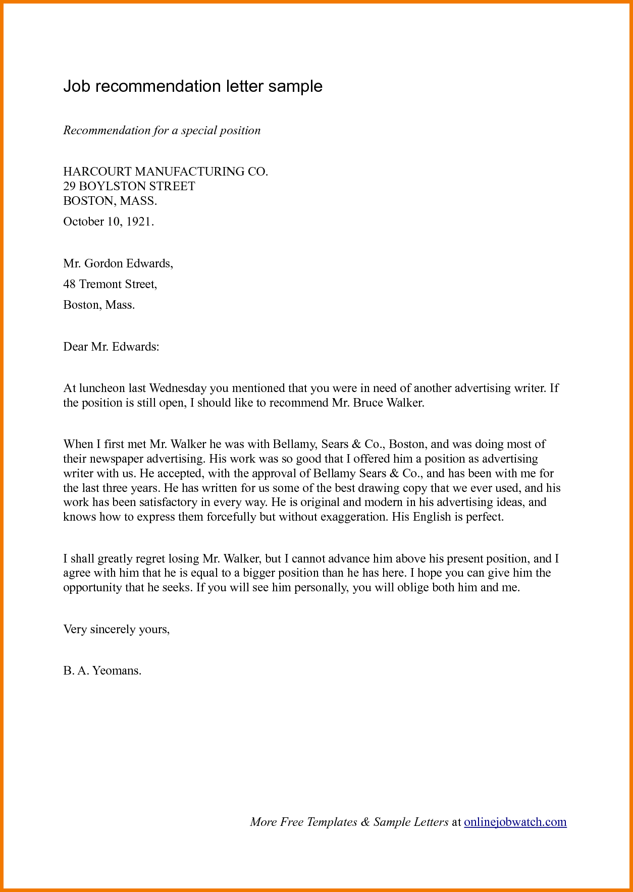 Recommendation Letter College Application  Order Custom Essay Online