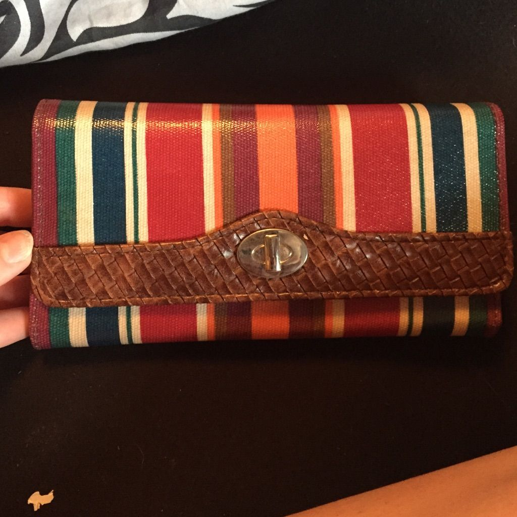 Colorful Wallet