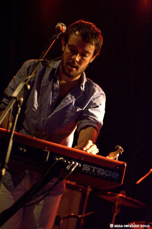 Ben Lovett...keyboard extraordinaire!