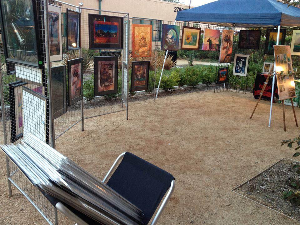 Outdoor Art Exhibit Outdoor Art Art Exhibition Exhibition