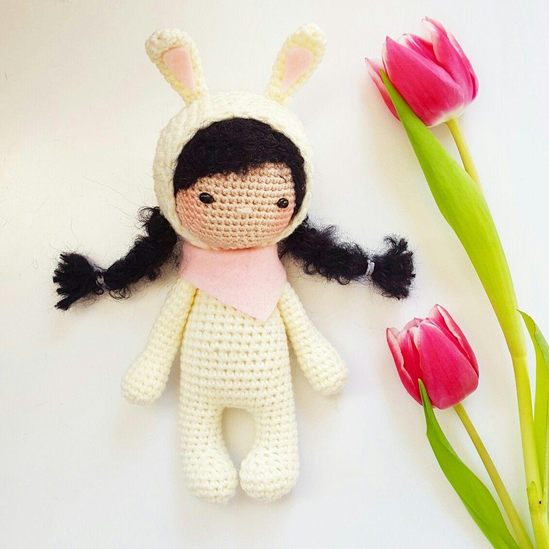 Easter bunny Pattern Amigurumi Crochet Amalou.Designs | Easter ...