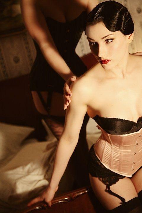 lingerie fashion videos german