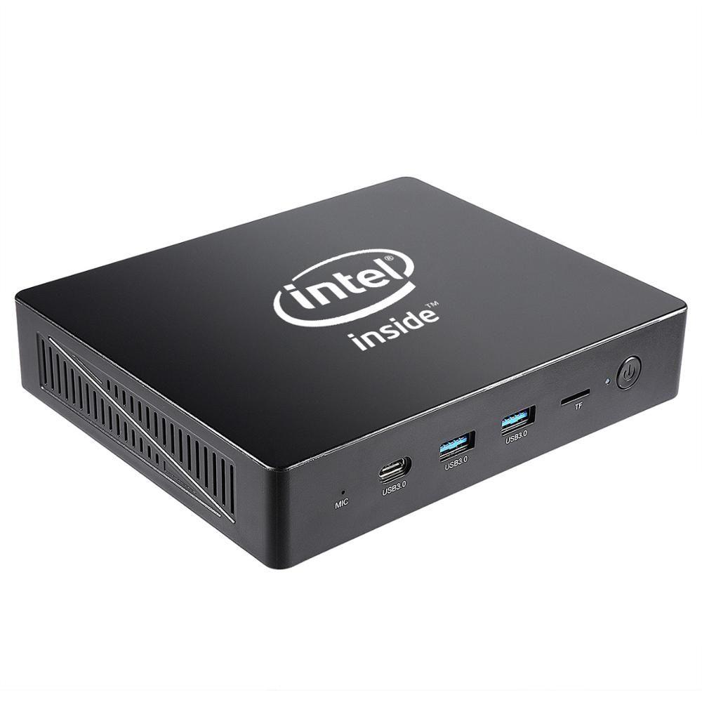 Ma01 Apollo Lake Celeron J3455 Windows10 Mini Pc Lpddr4 4g 64g