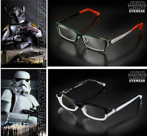 Star Wars Eyewear - Pt. 2 | I\'m GEEK...:P | Pinterest | Clóset ...