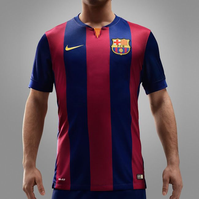 e09dd007fd2d7 A sponsor-less kit is always the way to go. Barcelona could return to a  sponsor-less shirt.
